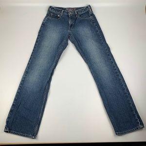 Silver Western Glove Works Women's 28/32 Jeans